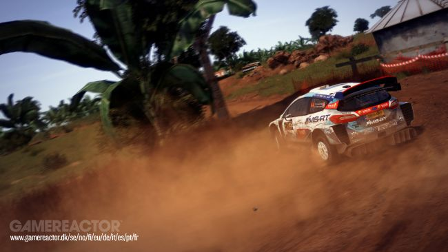 Behind the Wheel of WRC 9