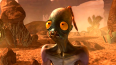 An audience with Oddworld's Lorne Lanning