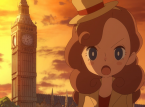 Here's a Japanese trailer for the next Layton puzzle game