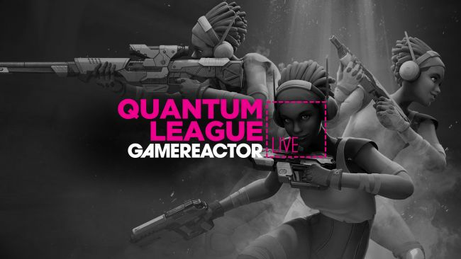 We're trying out Quantum League on today's live stream