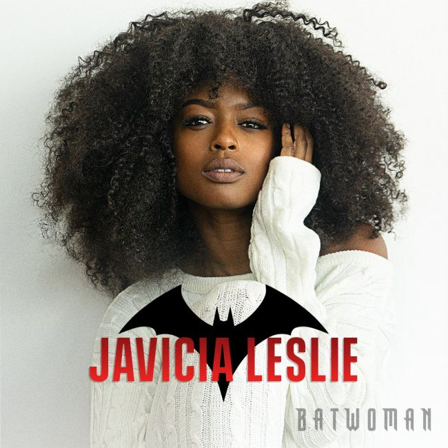 Javicia Leslie is the new Batwoman
