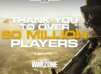 Call of Duty: Warzone has surpassed 60 million players