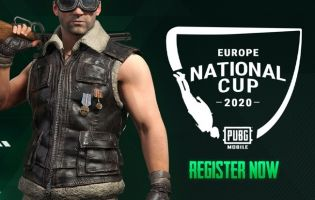 PUBG Mobile Europe National Cup 2020 announced