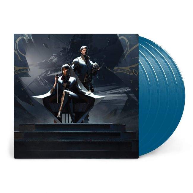 The Dishonored series gets five-disc vinyl soundtrack collection