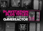 Today on GR Live: PlayStation Plus titles