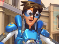 Overwatch heroes have been adorned with googly eyes
