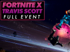 We check out the Fortnite X Travis Scott Event