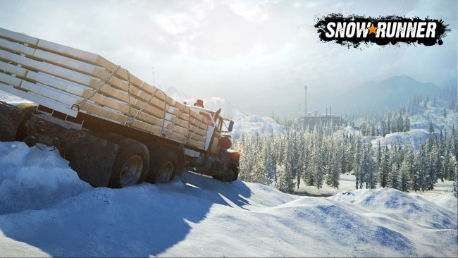 SnowRunner DLC gets new screenshots