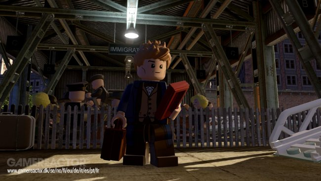 Lego Dimensions: Fantastic Beasts and Where to Find Them