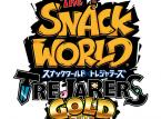 The Snack World: Trejarers Gold scores Switch trailer