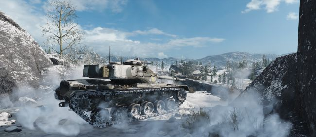 World of Tanks Console to start off 2021 with Season 4: Winter Warriors