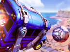 Rocket League goes free-to-play, celebrates with Fortnite crossover