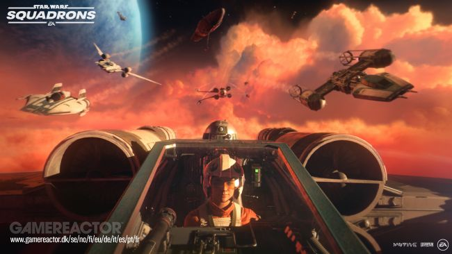 Comms Chatter: Ian Frazier on Star Wars: Squadrons