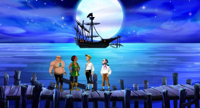 Gaming's Defining Moments - The Secret of Monkey Island