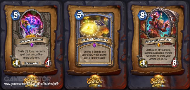 Hearthstone: A chat with Blizzard about Kobolds & Catacombs