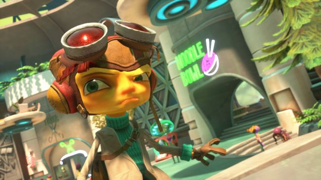 Psychonauts 2 in high-rez screenshots