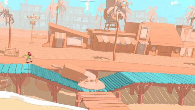 OlliOlli World is the latest entry in the popular indie skateboarding series