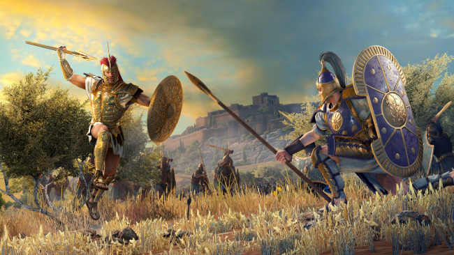 Total War Saga: Troy - Hands-On Impressions