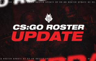 G2 Esports remove JaCkz from active CS:GO roster