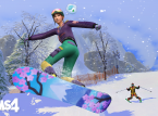The Sims are going on winter vacation with Snowy Escape