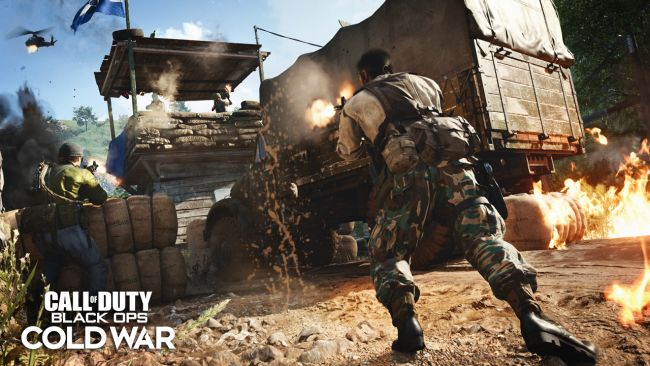 Call of Duty: Black Ops Cold War Multiplayer Interview