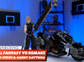Watch us unbox the FFVII: Remake Cloud figurine