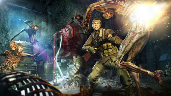 Zombie Army 4's next mission takes players to Transylvania