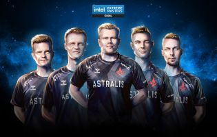 Astralis are your Intel Extreme Masters Global Challenge Online Champions
