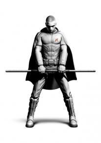 See Robin in Arkham City