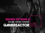 Today on GR Live: October gorefest in Gears of War  4