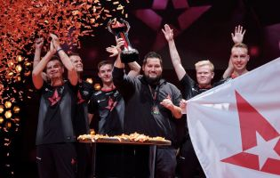 Astralis parts ways with Rfrsh Entertainment