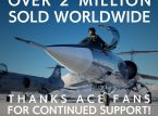 2 million pilots have taken off in Ace Combat 7: Skies Unknown