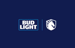 Bud Light joins as the official beer for Team Liquid's League of Legend team