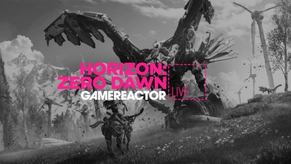 Horizon: Zero Dawn - PC Complete Edition Livestream Replay