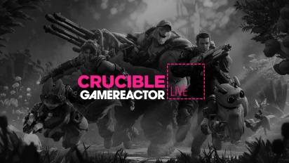 Crucible - Livestream Replay