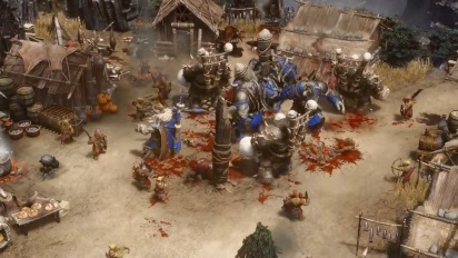 Spellforce 3: Fallen God - Announcement Trailer