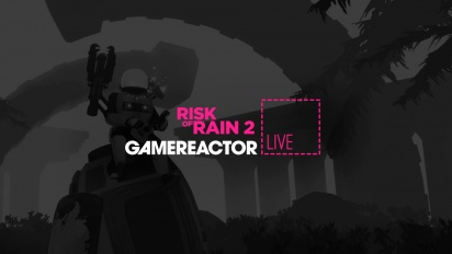 Risk of Rain 2 - Launch Livestream Replay