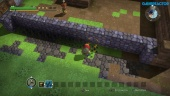 Dragon Quest Builders - Building Gameplay