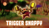 Skylanders Trap Team - Power Play: Trigger Snappy Trailer