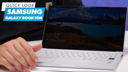 Samsung Galaxy Book Ion - Quick Look