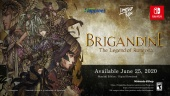 Brigandine: The Legend of Runersia - 2nd Trailer