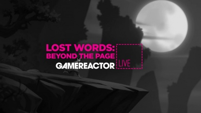 Lost Words: Beyond the Page - Livestream Replay