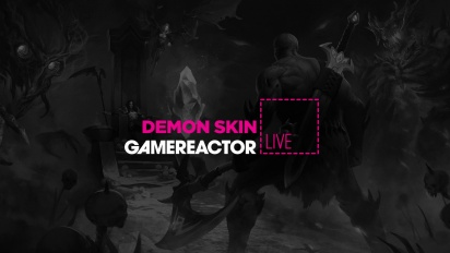 Demon Skin - Launch Livestream
